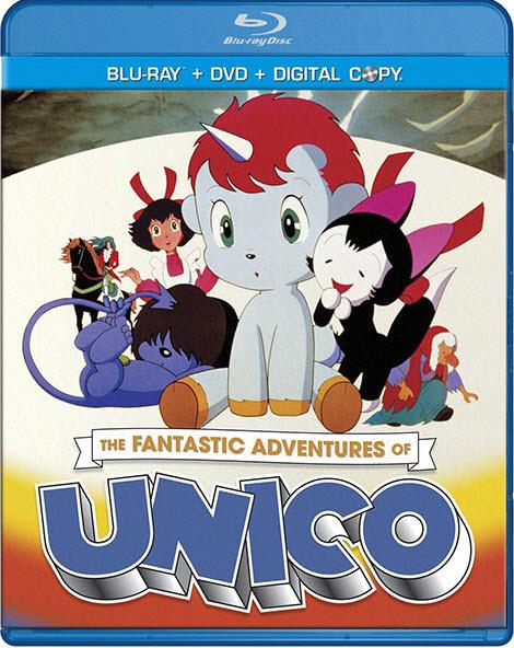 دانلود انیمیشن یونیکو