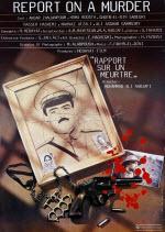 پوستر فیلم گزارش یک قتل