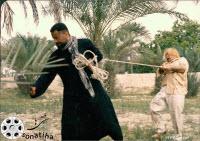 حسین گیل در فیلم جمیل